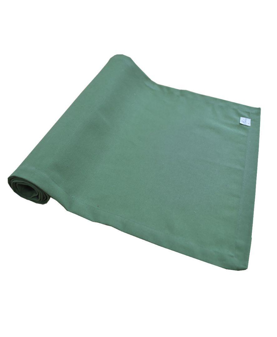 Дорожка на стол Хвоя зеленая