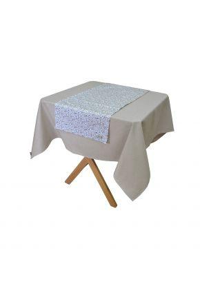 Дорожка на стол Ретро Цветочная
