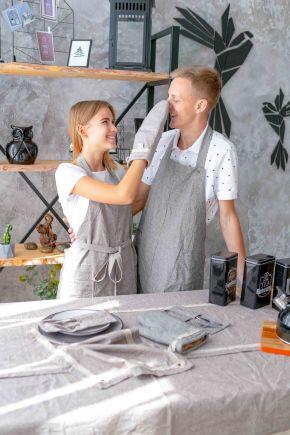 Кухонный фартук HYGGE Marron
