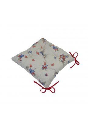 Подушка на стул Гномы