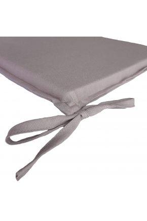 Подушка на стул Элит Какао