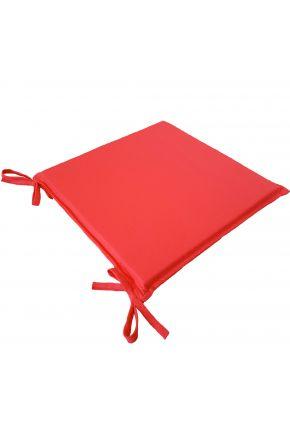 Подушка на стул Элит Красная