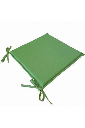 Подушка на стул Элит Зеленая