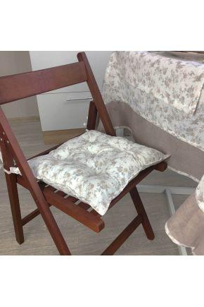 Подушка на стул Happy Rose