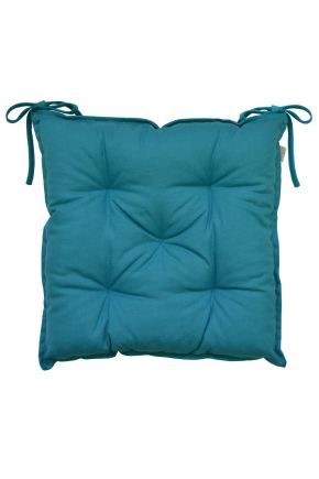 Подушка на стул Бирюза
