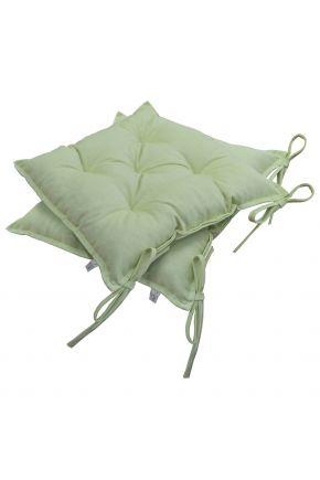 Подушка на стул Фисташка