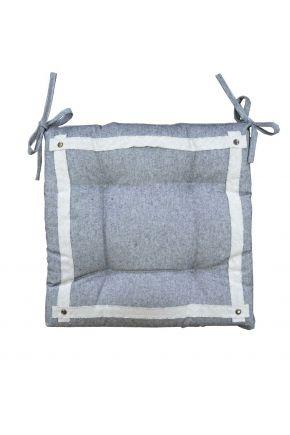 Подушка на стул HYGGE Black