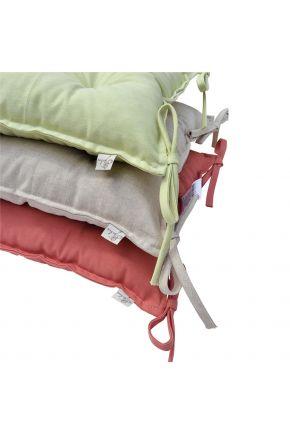 Подушка на стул Коралл