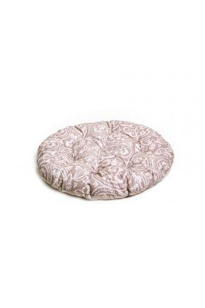 Подушка на стул Круглая Фреска