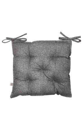 Подушка на стул La Nuit ORO Серая