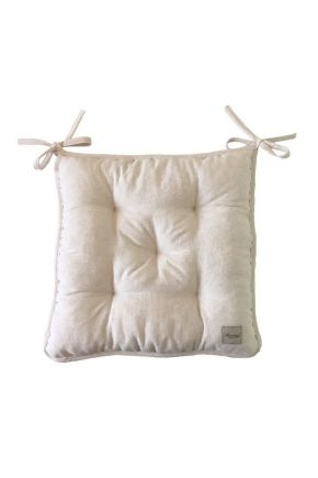 Подушка на стул La Nuit Шарлота Натюрель