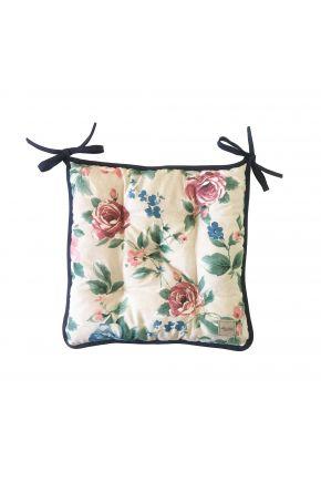 Подушка на стул La Nuit Шарлота Роза