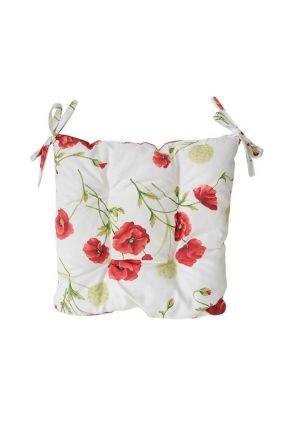 Подушка на стул Маки