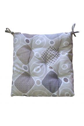 Подушка на стул модерн