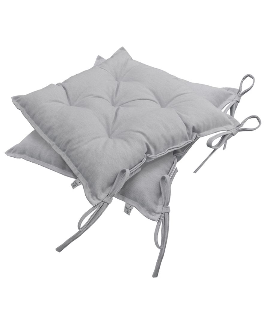 Подушка на стул Беж