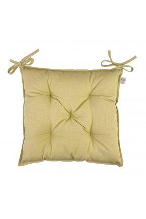 Подушка на стул Шафран
