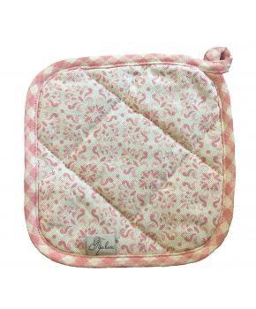 Кухонная прихватка Bella розовая