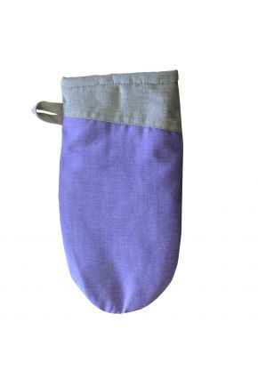 Рукавица для кухни MONO Lilac/Gray