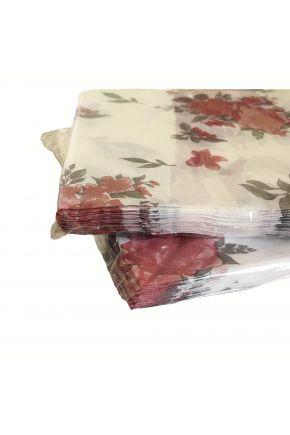 Бумажные салфетки Bella розы