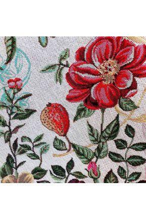 Гобеленовая салфетка на стол Цветочное поле