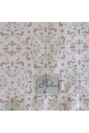 Салфетка на стол Bella Розовый витраж