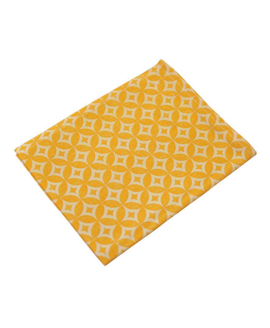 Салфетка на стол Home Glay желтая