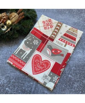 Салфетка на стол Подарочки