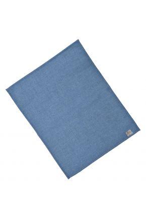 Салфетка на стол Ретро Синяя
