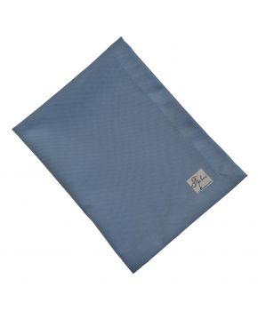 Салфетка на стол Серо-Голубая