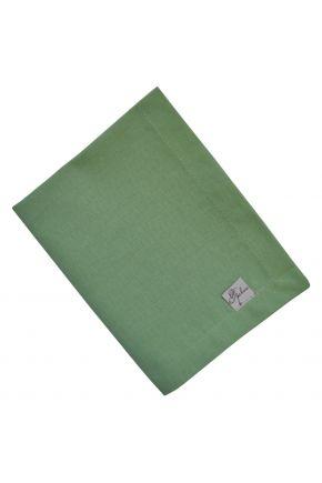 Салфетка на стол Зеленая