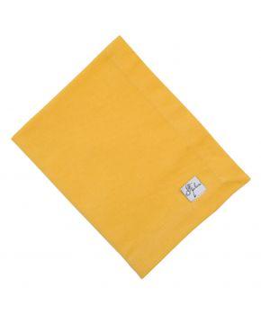Салфетка на стол Желтая