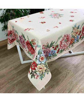 Гобеленовая скатерть на стол Alegria