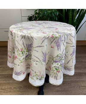 Tablecloth on the table Grosso