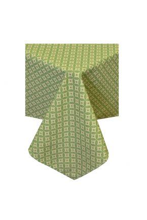 Скатерть на стол Home Glay зеленая