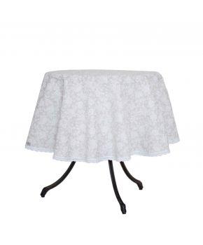Скатерть на круглый стол White Rose