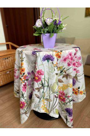 Скатерть на стол Digitale Полевые цветы