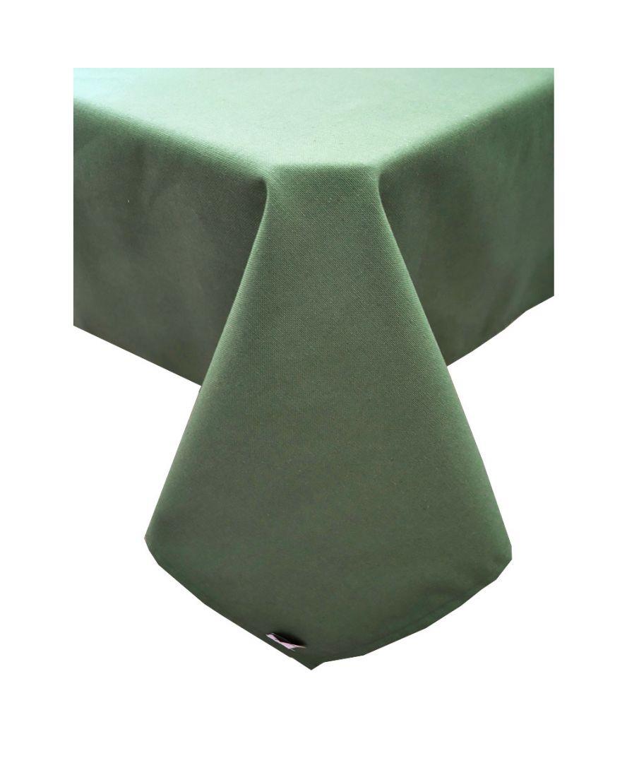 Скатерть на стол Хвоя зеленая