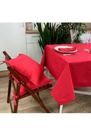 Скатерть на стол Красная