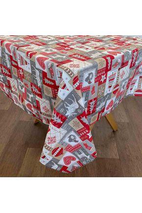 Скатерть на стол Подарочки