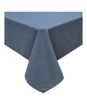 Скатерть на стол Серо-Голубая