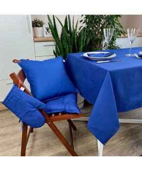 Скатерть на стол Синяя