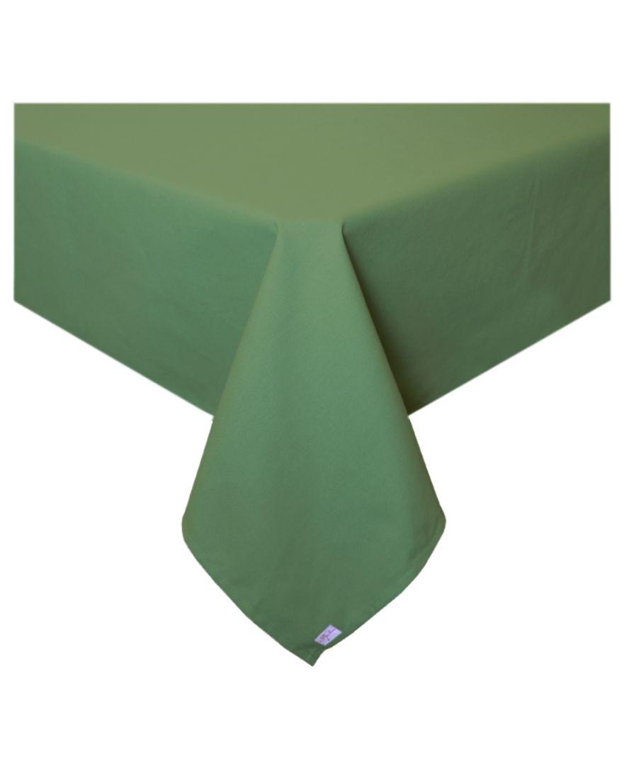 Скатерть на стол Зеленая