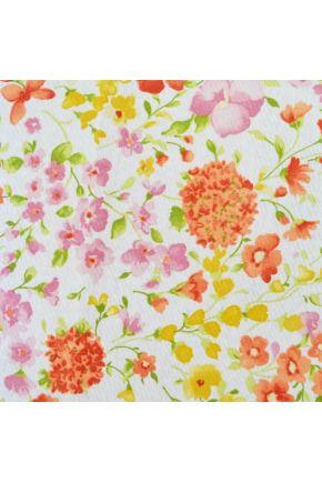 Скатерть с акриловым покрытием симфони солнечные цветы