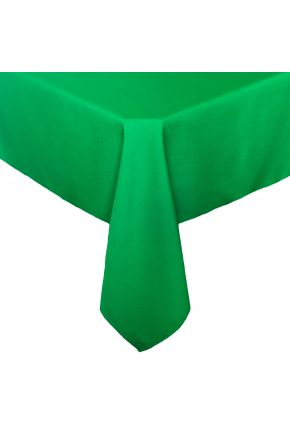 Скатерть на стол РАДУГА зеленая яркая трава