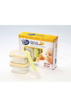 Набор емкостей детский TM GlassLock 3 предмета