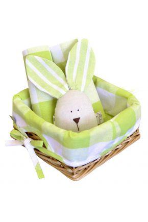 Подарочный набор Кантри зеленый