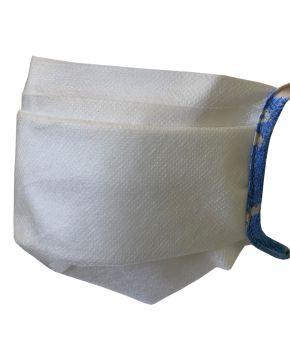Маска - повязка одноразовая белая - 10ед.