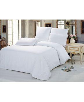 Комплект постельного белья Белый