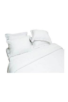 Комплект постельного белья с кружевом White Lace