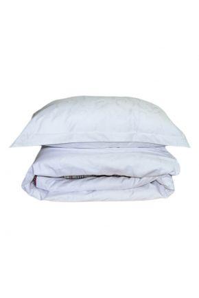 Комплект постельного белья жаккард Белое